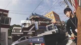 혼다 나비 라이딩 영상 (Honda Navi 110 riding video with Gopro hero 5 sassion)