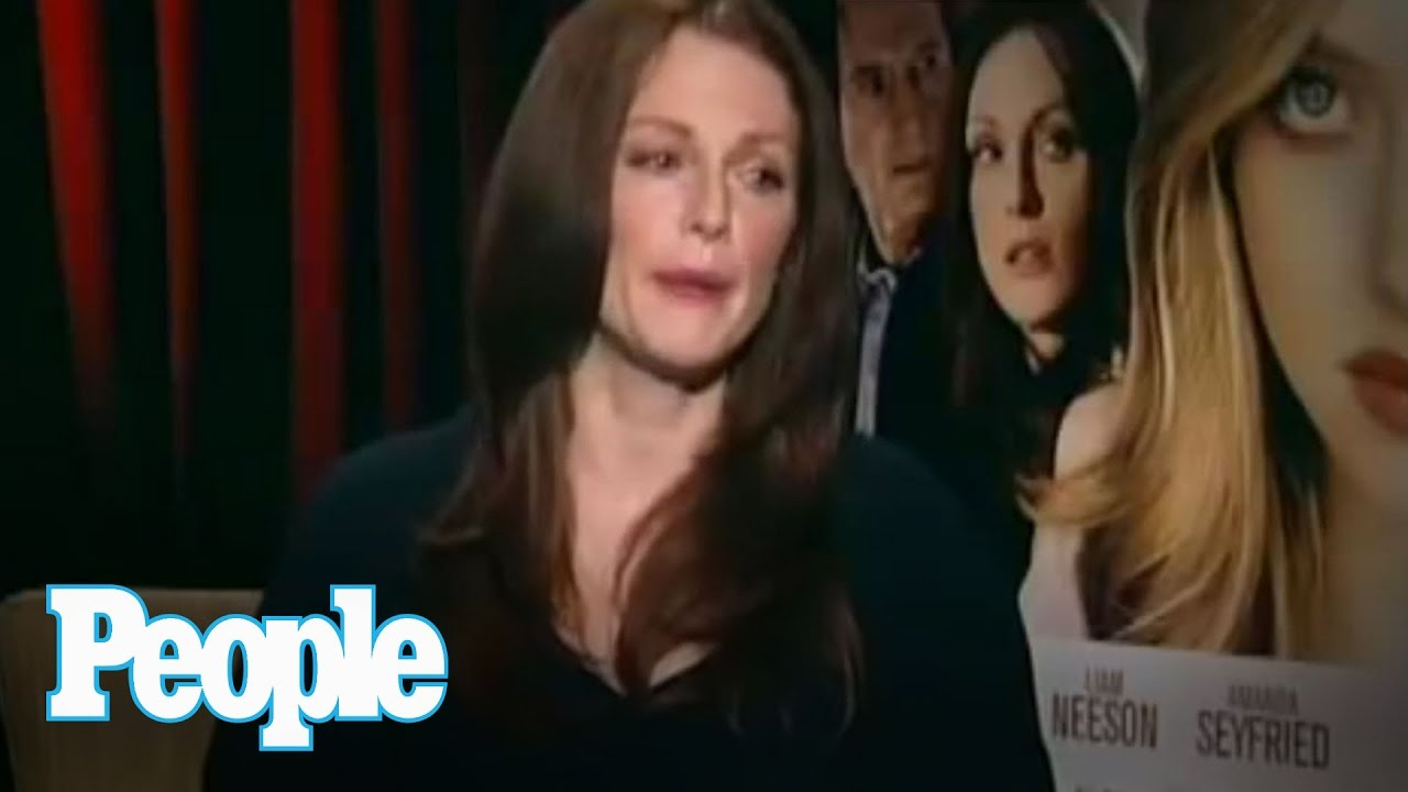 Amanda Seyfried Chloe Scene what amanda seyfried and julianne moore really think of each other | people