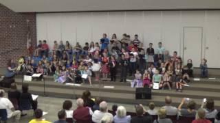 Shenandoah 3rd Grade Spring 2017