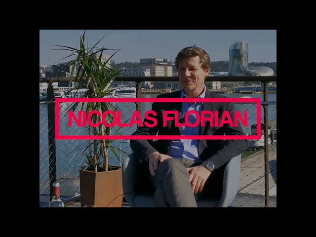 Nicolas Florian - L'interview par Bordeaux Confidentiel