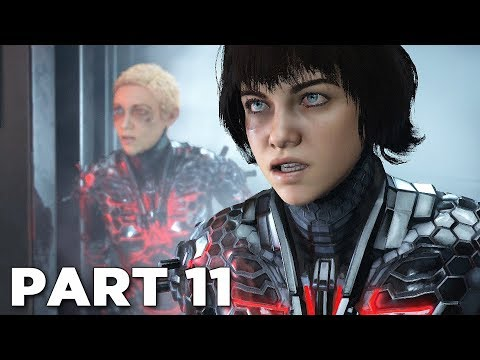 WOLFENSTEIN YOUNGBLOOD Walkthrough Gameplay Part 11 - LAB X (FULL GAME)