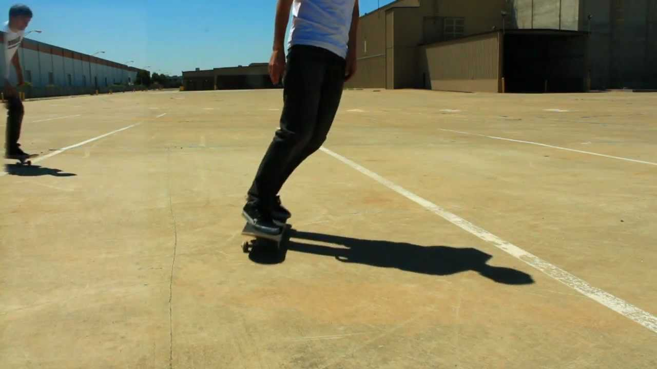 Trick Tip Video: 360 Pop Shove-it