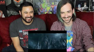 BEAUTY AND THE BEAST (2017) Official TEASER TRAILER #1 REACTION & REVIEW!!!