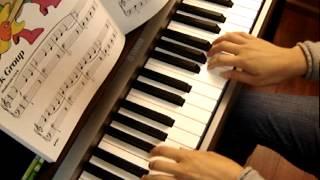 Bastien Piano 1 - Rock Group