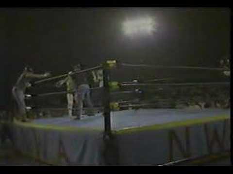 The James Boys on World Wide Wrestling