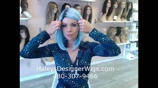 Hairdo Colored Wigs Review by Haley's Designer Wigs