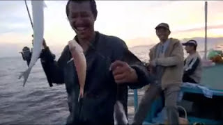 Deep Sea Fishing with Garmin Fishfinder