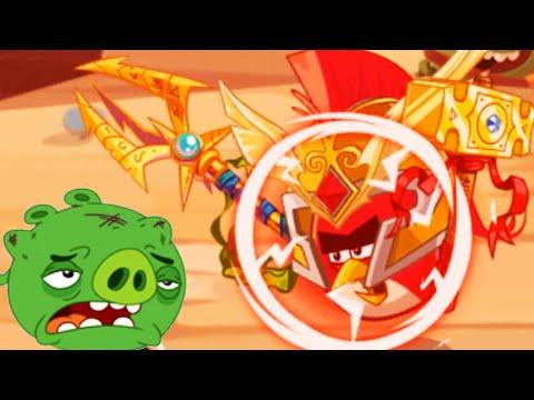 Angry Birds Epic RPG - Pig Boss Battle Bavarian Funfair Event #6!