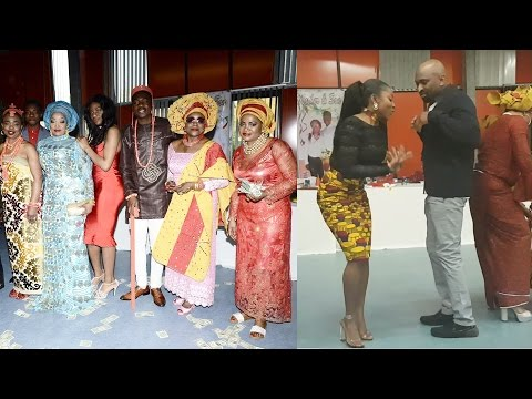 JANE GONE WILD AT NIGERIAN PARTY!  | Vlog #17