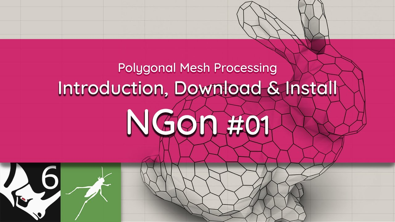NGon Introduction  | #01 Introduction and Installation