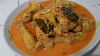 Resep Kare Ayam Super mantapppp