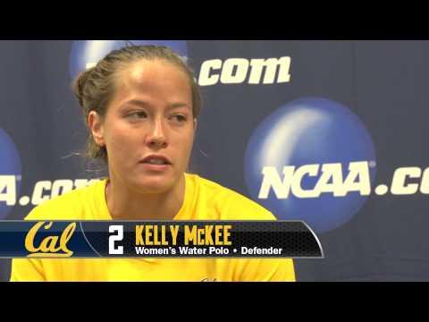 Cal Women's Water Polo: NCAA Semi-finals vs. UCLA (5/9/15)