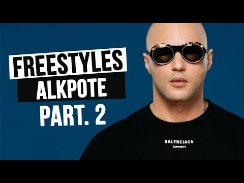 Youtube: ALKPOTE | MEDLEY FREESTYLES #2
