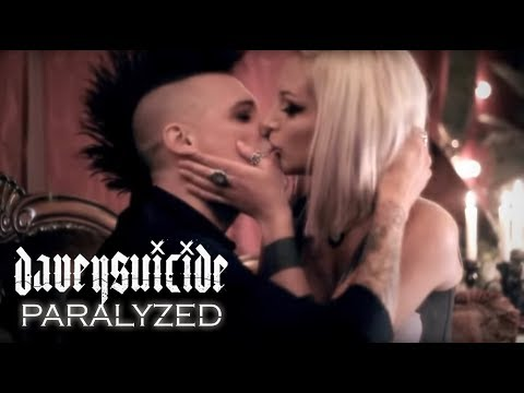 DAVEY SUICIDE - Paralyzed Feat. William Control [Offical Video]