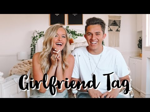 Our First Kiss, How We Met - GIRLFRIEND TAG