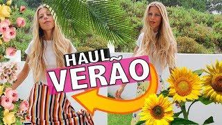 HAUL DE VERÃO | SALDOS ONLINE ZARA, BERSHKA e ALIEXPRESS | @MarianaBossy