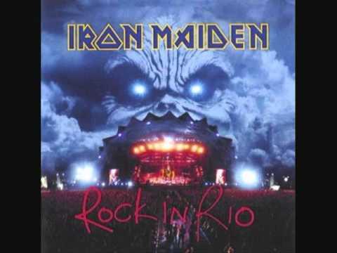 Iron Maiden - The Clansman [Rock In Rio]