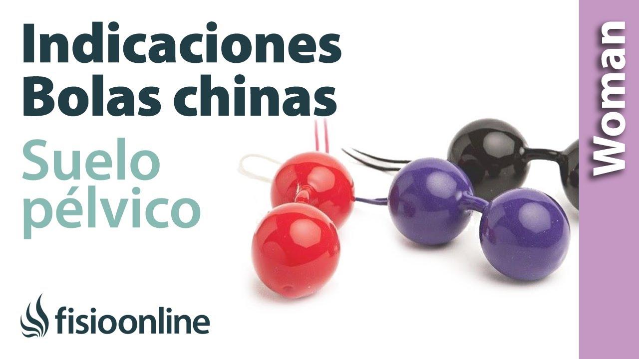 9053fd3b262 Indicaciones de los ejercicios con bolas chinas para el suelo pélvico