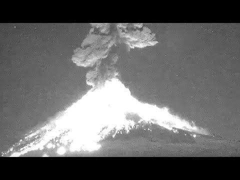 Volcanoes, Electroquakes, Solar Wind Intensifies | S0 News Jan.24.2019