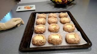 Рецепт Котлеты из филе птицы с сыром - полезные и простые котлетки из курицы (индейки) с сыром