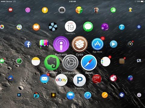 Iwach en tu iphone y efectos de climas solo para IOS