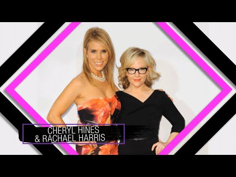 Monday on 'The Real': Rachael Harris and Cheryl Hines