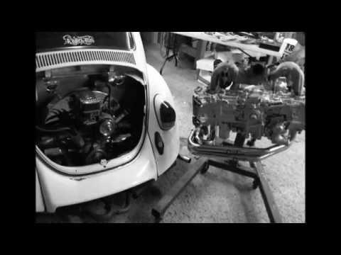 Subaru Swap Part 1