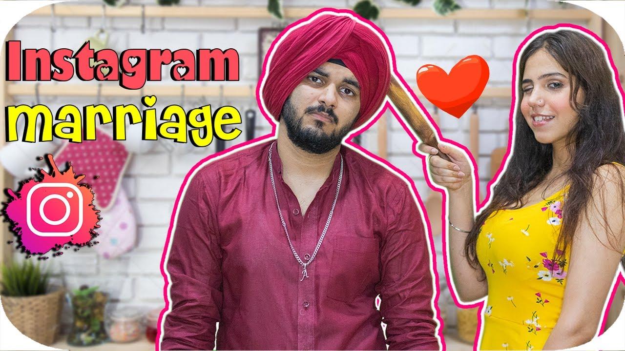 Punjabi Couple [Poly & Lakhvinder] || Meet My Crazy Wife || AV Humour #Punjabicomedy #AVHumour