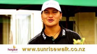 Sunrise Walk For Hospice