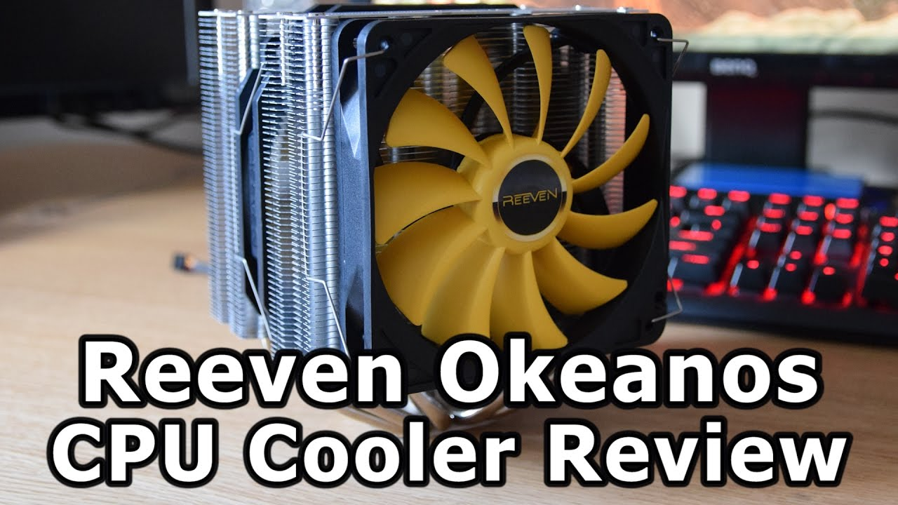 Reeven Okeanos CPU Cooler Review