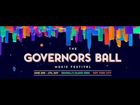 Lorde & Chance the Rapper @ The Governors Ball 06.02.17 Rock n Roll Reality a Concert Vlog