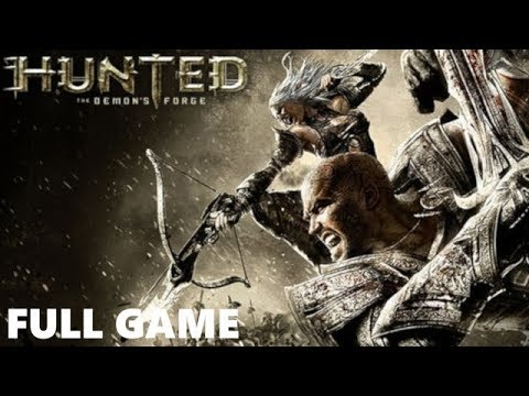 Hunted: The Demon's Forge Full Walkthrough Gameplay - No Commentary (PC Longplay)