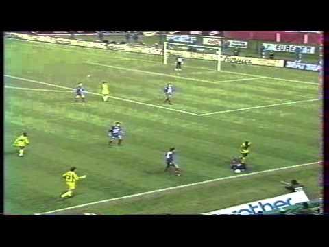 Paris SG - FC Nantes 94-95 partie 1