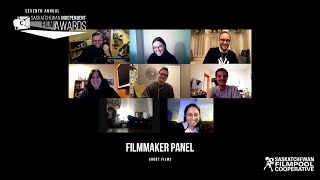 2020 SIFA Filmmaker Panel -- Part Two (Short Films)