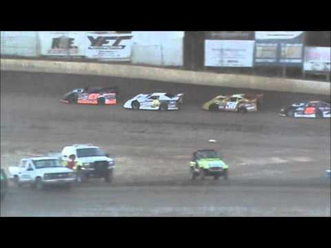Cary King Racing Paducah 6-22-12
