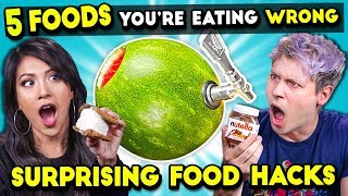 5 Food Hacks You Should Be Doing | You
