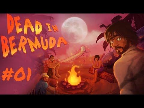Dead in Bermuda #01 - Runter kommen sie alle ✈️