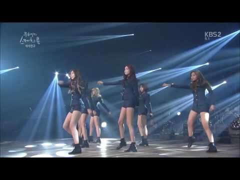 170312 GFRIEND - Into the New World (SNSD)
