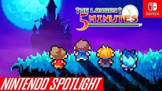 Nintendo Spotlight: The Longest 5 Minutes For Nintendo Switch (NIS America)