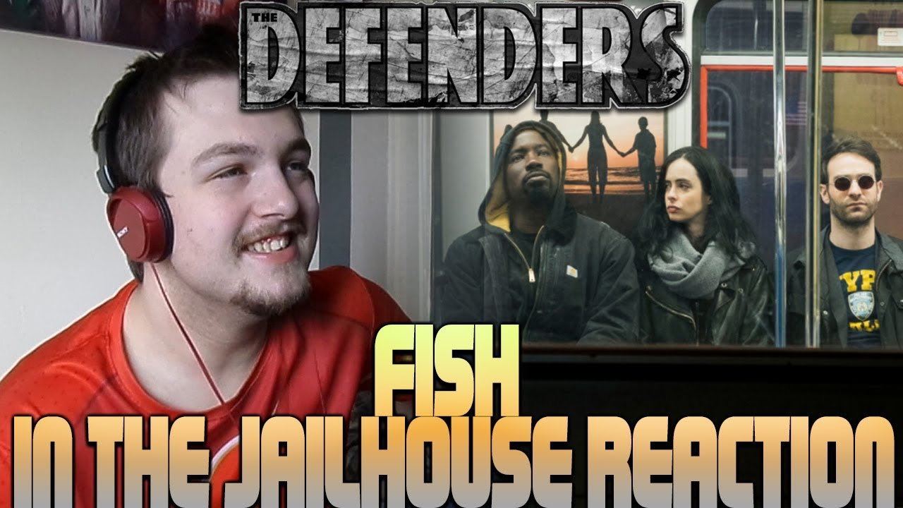 Download The Defenders Season 1 Episode 7: Fish in the Jailhouse Reaction