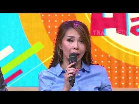 PAGI PAGI PASTI HAPPY - Gusti Rosaline MAsih Pertimbangkan untuk Mencabut Laporan (19/2/18) Part 5