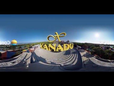 VR Video 360. Hotel Xanadu 5* Belek Turkey. English.