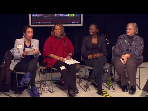 Women in Film & Video Diversity in Media Panel - Jan 2016 Wednesday One