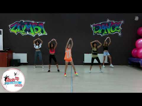 Toca Toca kid dance / zumba choreography (Fly Project)