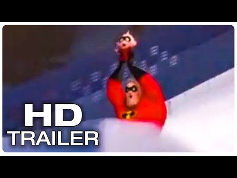 Incredibles 2 Trailer #2 Teaser #2 - Frozone & The Underminer (2018) Superhero Movie HD