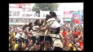 Dahikala Utsav (Shree Ganesh Bal Mitra Mandal,Vashi)
