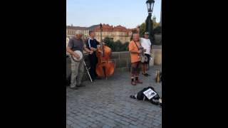Jazz No Problem Prague --What a wonderful world 05/09/2014