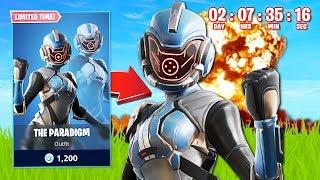 SEASON 11 EVENT COUNTDOWN! New Paradigm Skin!  (Fortnite Battle Royale)