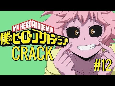 Boku No Hero Academia Crack #12
