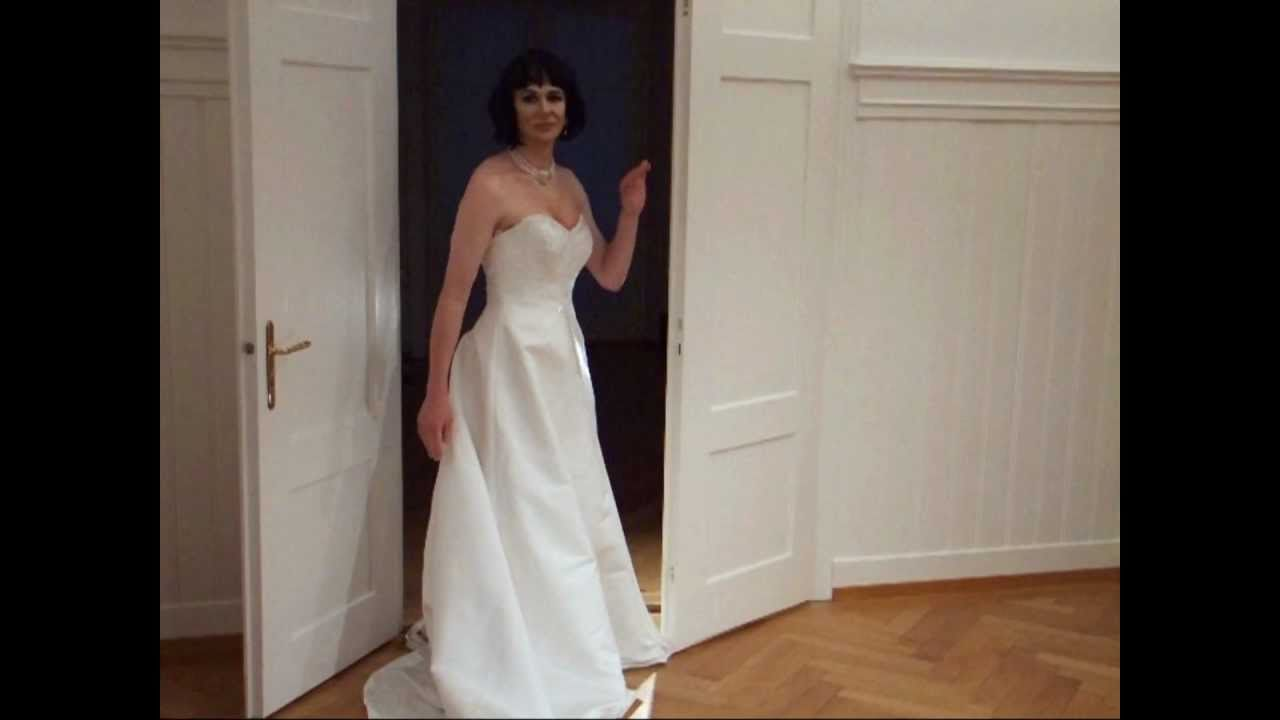 Does This Wedding Dress Look Good For A Male Bride?